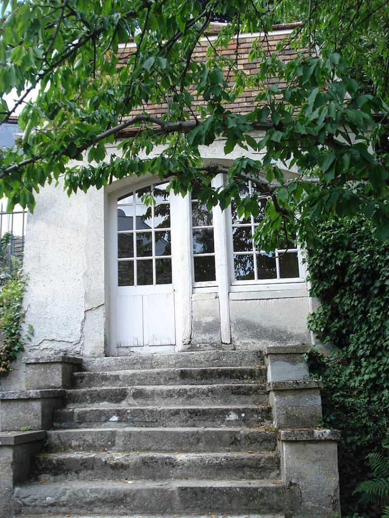 Maison de Jean Jacques Rousseau