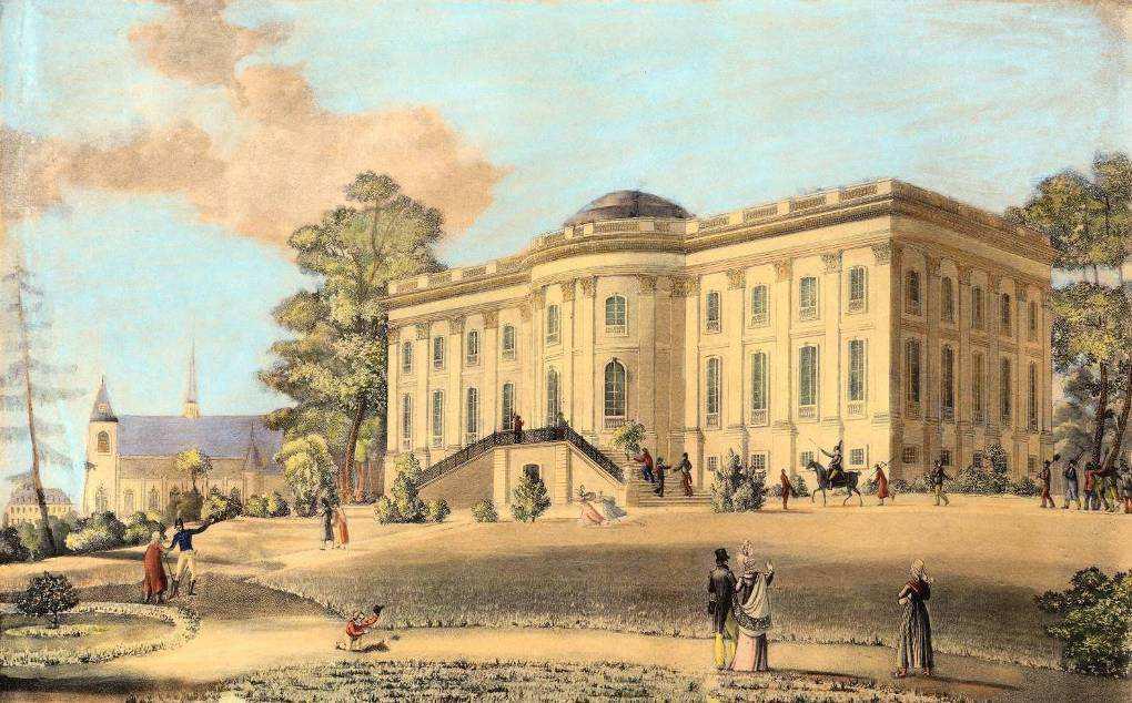 Le château de Montmorency