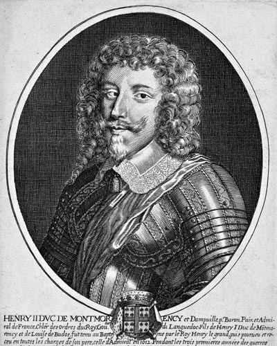 Le Duc Henri II de Montmorency