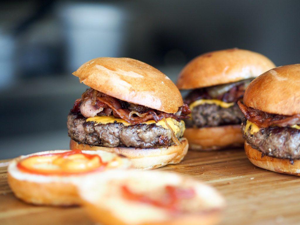 Singature's Burgers